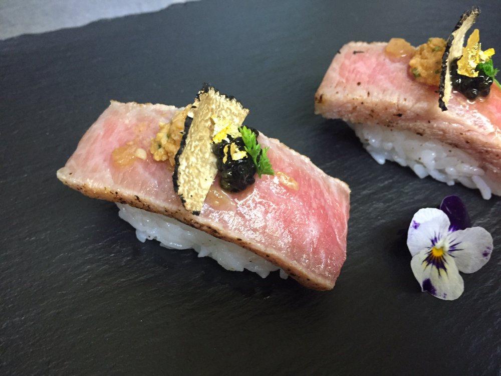 Kabuto - Truffle Toro Caviar